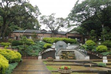 <p>Motomachi Park</p>