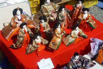 500 Yen per doll!
