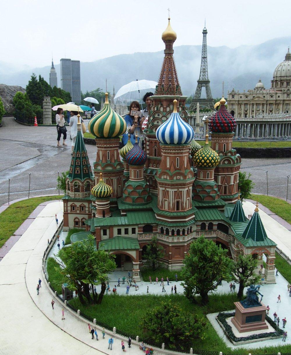 St Vasily Church, Russia