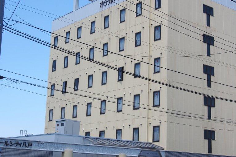 Hotel Pearl City Hachinohe