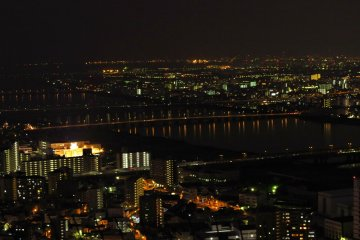 <p>大阪夜景1</p>