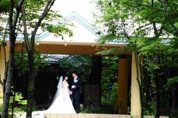 A Day of Weddings in Karuizawa