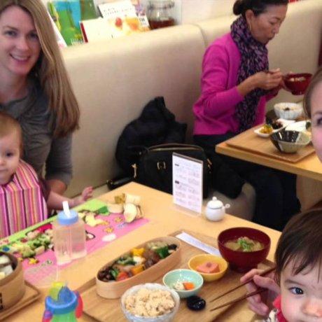 Chuyến đi chơi dành cho trẻ em ở Harajuku