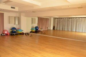 Un endroit idéal pour faire de l'exercice, de la danse, du yoga...