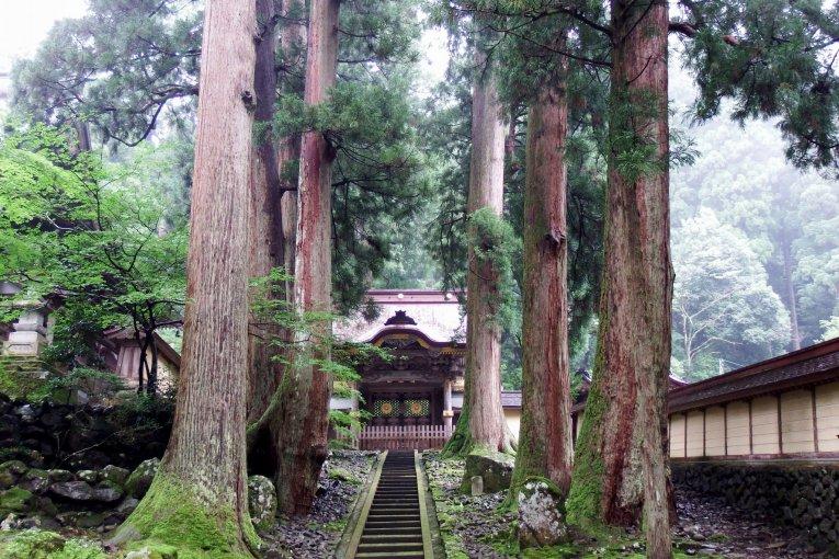 永平寺の唐門