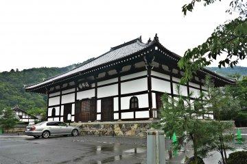 <p>天龙寺一景</p>