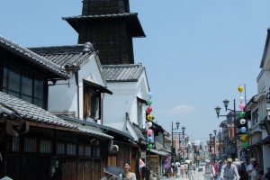 The Bell Tower is a must-visit on your trip to Kawagoe