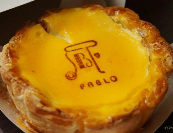 「Pablo」人氣現烤起司塔 值得等待的美味