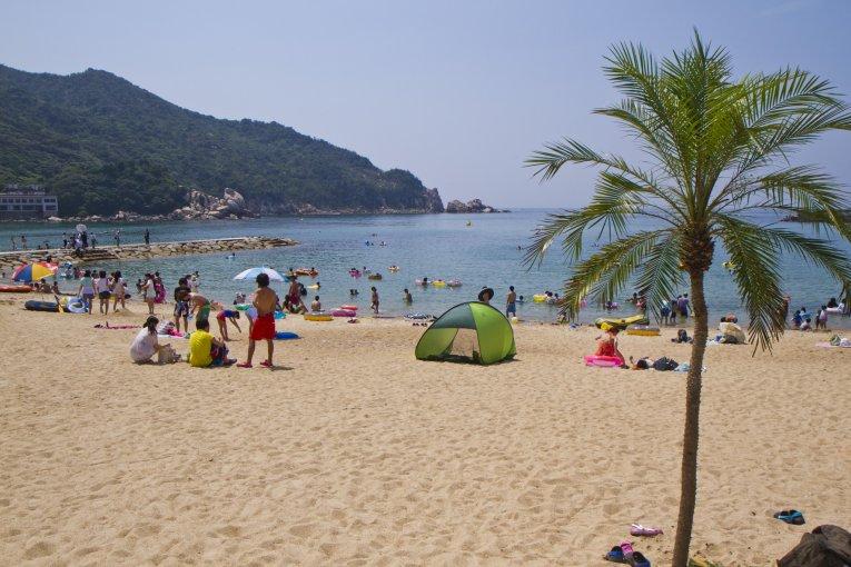 หาดเคะยะแห่งฟุคุโอะกะ
