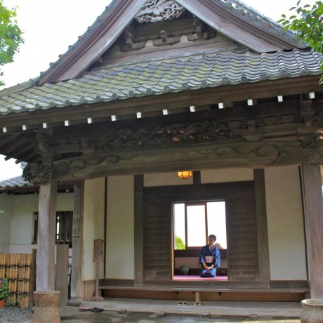 Rai Tei Restaurant in Kamakura City