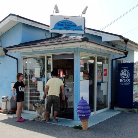 Blue Heaven Ice Cream