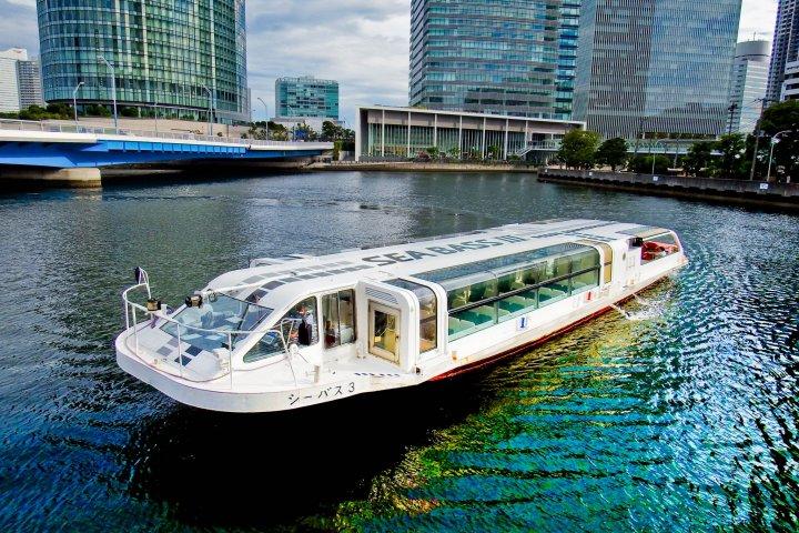 Yokohama 'Sea Bass'
