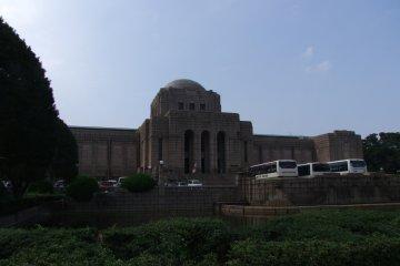 <p>Seitoku Memorial Museum</p>