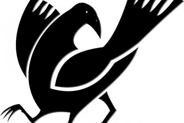 Yatagarasu, the legendary Three-legged Crow
