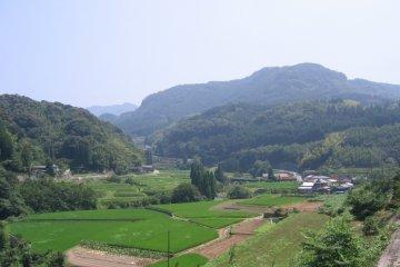 <p>Beautiful views</p>