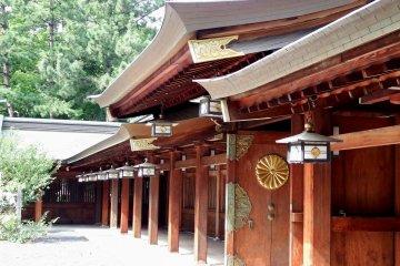 華麗なる気比神宮: 敦賀