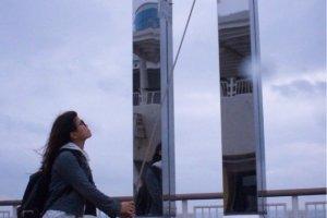 木更津岛上的摇钟