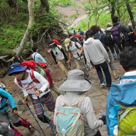 Mount Fuji Hiking Trail
