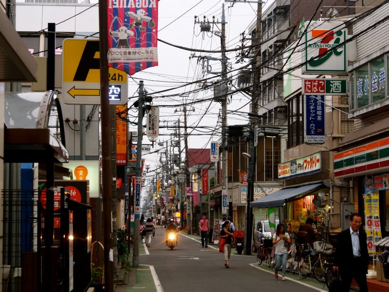 Staying in Suburban Tokyo - Tokyo - Japan Travel - Japan Tourism Guide and Travel Map