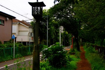 Staying in Suburban Tokyo