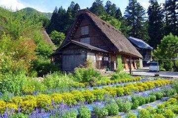 ฤดูร้อนในชิระคะวะโกะ