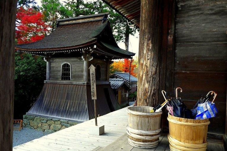 Mùa thu ở Kinpusen