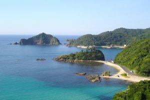 Пляж Сасаго