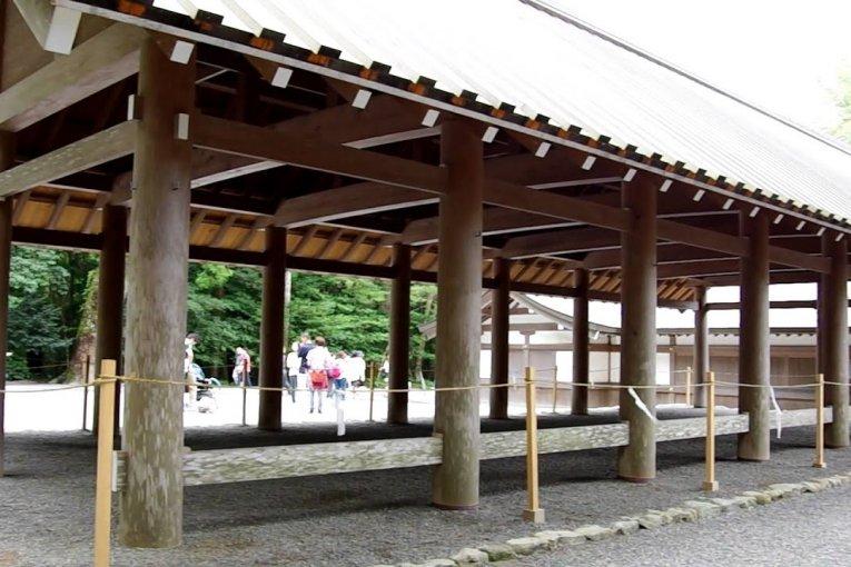 Thần cung Ise, Naiku