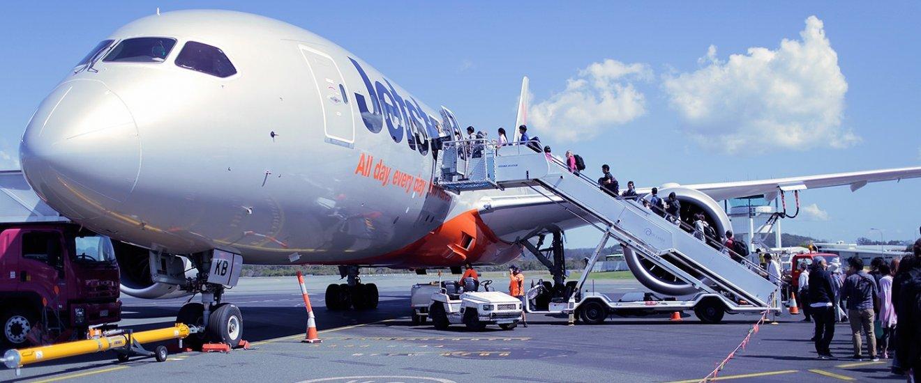 Jetstars Boeing Dreamliner Osaka Japan Airlines Tourism - Japan jetstar map