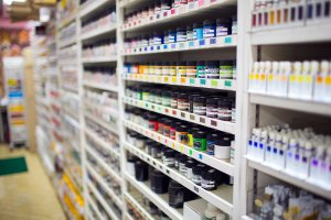 Lapis Design & Art Supply stocks an extensive range of paints