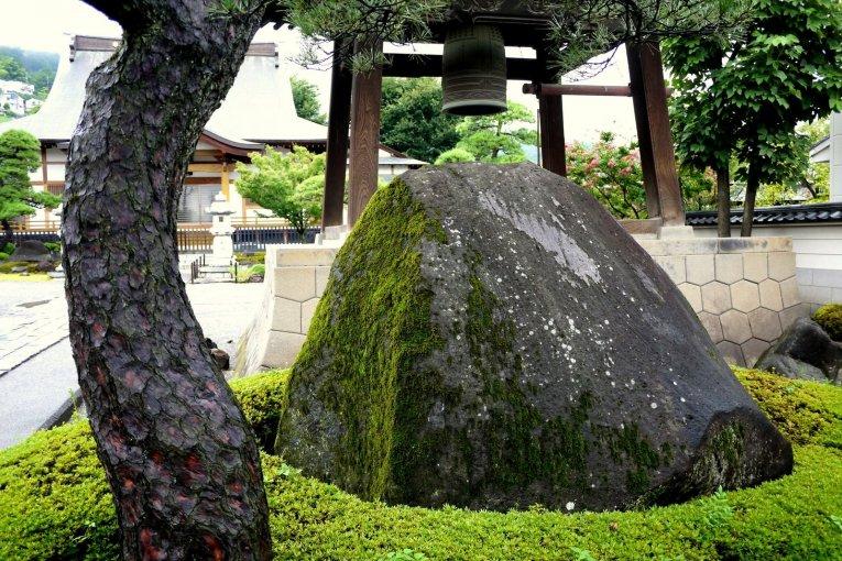 Chùa Seigan ở Kofu
