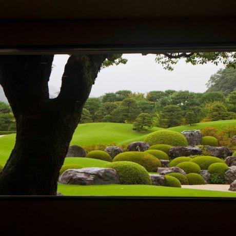 الحديقة اليابانية رقم 1 في العالم