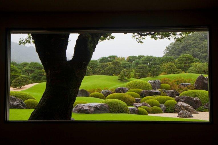 세계 1순위 일본식 정원
