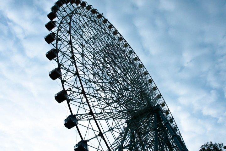 Osaka Bay Tempozan Ferris Wheel