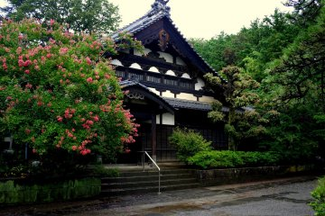 <p>The beautiful main hall</p>