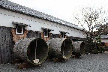 京都伏見「月桂冠大倉記念館」見学