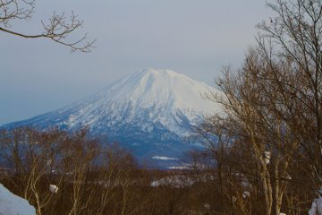<p>Mount Yotei</p>