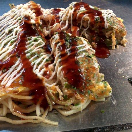 Jyaken Nou Okonomiyaki
