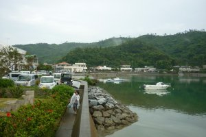 Shioya Bay - a small fishing village