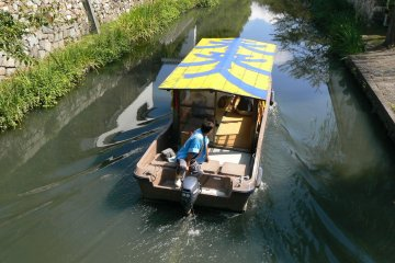 ล่องเรือชมคลอง