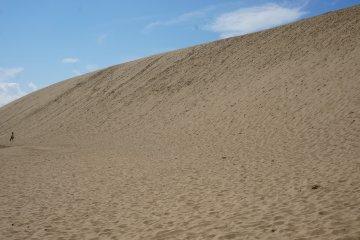 <p>เนินทรายสูง</p>