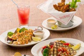 Ресторан сезонных морепродуктов Тони Рома