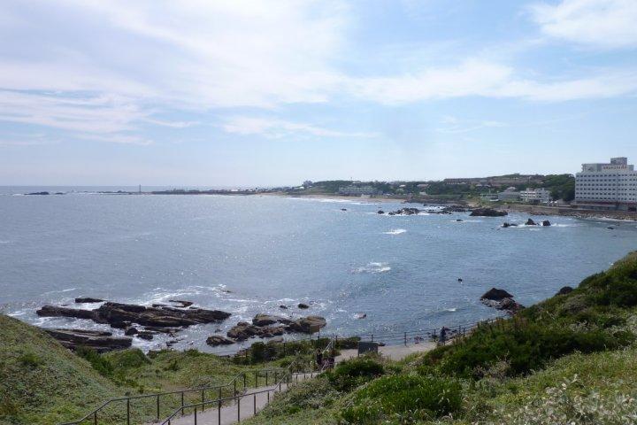 Inubo Cape