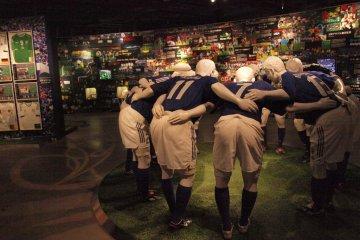 일본 축구 박물관, 도쿄