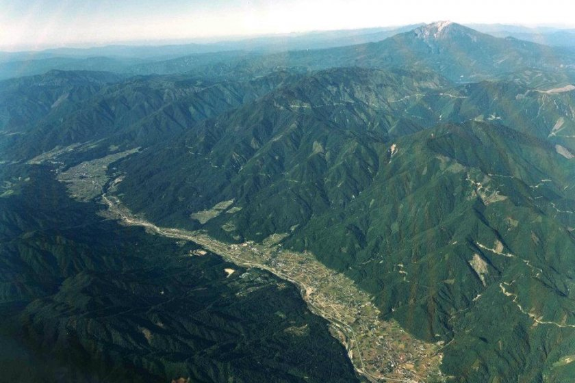 Kashimo from the sky