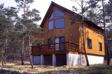 Green Valley Hakuba cabin