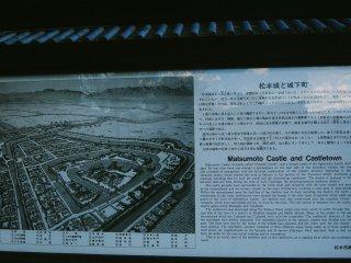 Sekelumit sejarah yang cukup menjelaskan mengenai Kastil Matsumoto