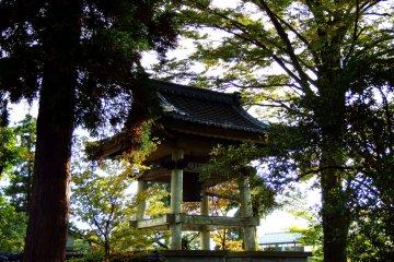 후쿠이의 안라쿠지(安楽寺)