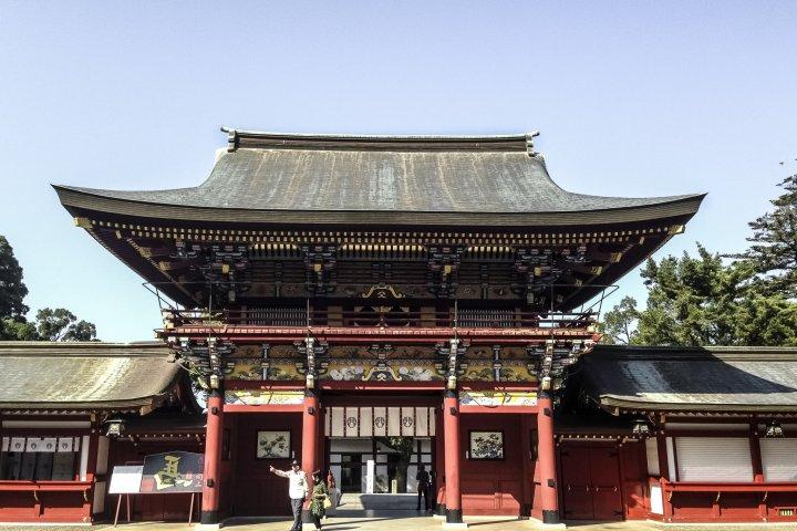Yūtoku Inari Shrine