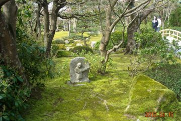 Zen garden this way please